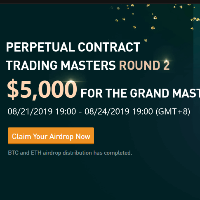 Perpetual Trading Master Round 2 on BitForex - $5,000 for the grand master