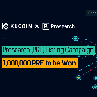 Presearch Listing Campaign 1,000,000 PRE Give Away