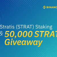 Stratis Staking Airdrop by Binance & an additional 50,000 STRAT Initial Staking Reward Airdrop