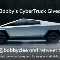 BTC has exceeded the price of a Tesla CyberTruck - Time for a GiveAway by Bobby Lee!