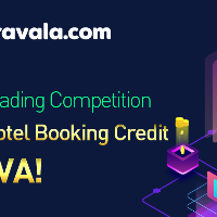 Travala (AVA) GiveAway - Win $4500 of hotel booking credit + 60,000 AVA.