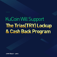 Trias Lockup and Cash Back Program on KuCoin