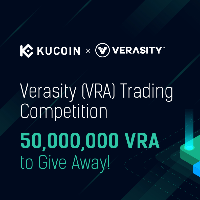 Verasity Trading Competition - 50,000,000 VRA to Give Away
