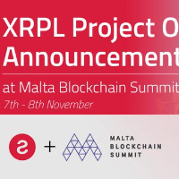 VIP ticket to Malta Blockchain Summit and XRP GiveAway