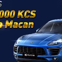 Lockup KCS, Win 100,000 KCS + Porsche Macan