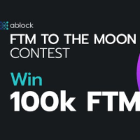 Fantom to the moon contest - Win 100K FTM tokens!