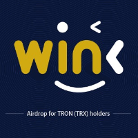 WINk (WIN) Airdrop for TRON (TRX) holders