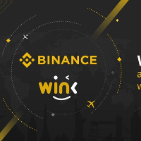 WINk GiveAway by Binance - 325,000,000 WIN, 7 HUAWEI P30 PRO Smartphones and 10 pairs of Apple AirPods to give away