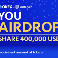 YOU Airdrop of 400,000 USDT on IDAX