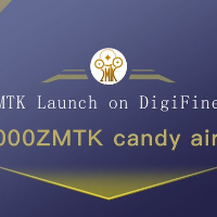 ZMTK launch on DigiFinex - 600,000 ZMTK to GiveAway